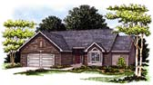 Plan Number 93120 - 1577 Square Feet