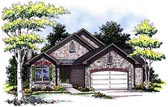 Plan Number 93127 - 2404 Square Feet