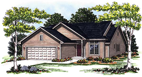 House Plan 93131