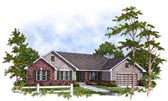 Plan Number 93133 - 1763 Square Feet