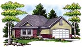 Plan Number 93134 - 1387 Square Feet