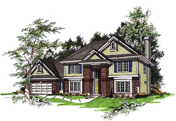 House Plan 93136