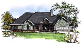Plan Number 93146 - 2286 Square Feet