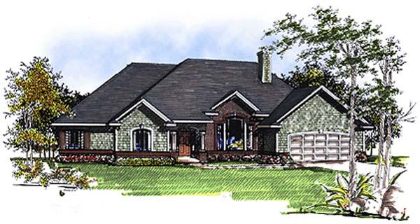 House Plan 93146