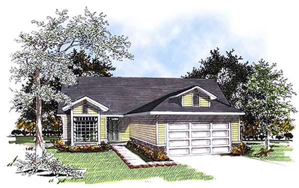 House Plan 93150