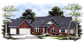 Cape Cod Country House Plan 93153 Elevation