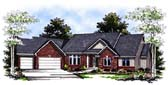 Plan Number 93153 - 2040 Square Feet