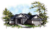 Plan Number 93155 - 1817 Square Feet