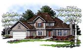 Plan Number 93163 - 2477 Square Feet