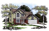 Plan Number 93164 - 1924 Square Feet