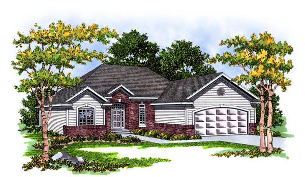 House Plan 93165