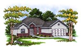 Plan Number 93165 - 1472 Square Feet
