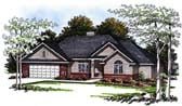 Plan Number 93166 - 1785 Square Feet