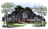 Plan Number 93167 - 1752 Square Feet