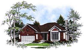 House Plan 93168