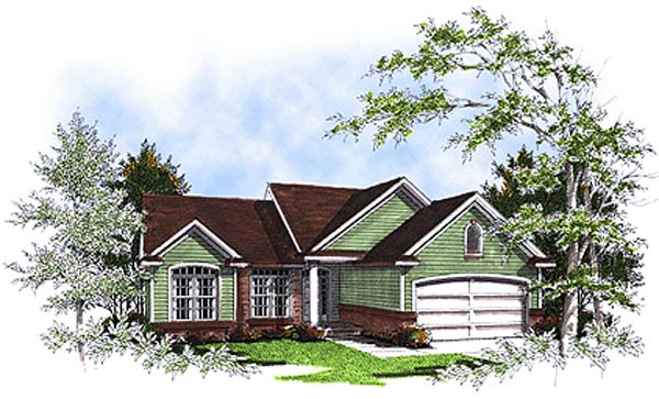 House Plan 93169