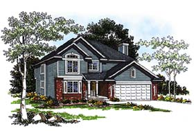 Plan Number 93174 - 2118 Square Feet