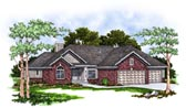 Plan Number 93176 - 1795 Square Feet