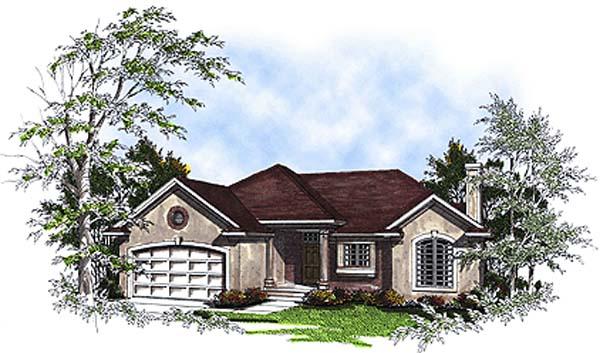House Plan 93179