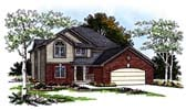 Plan Number 93181 - 2269 Square Feet