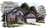 Plan Number 93185 - 2354 Square Feet
