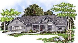 House Plan 93190