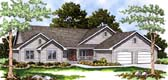 Plan Number 93193 - 1802 Square Feet