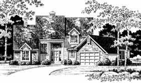 House Plan 93302