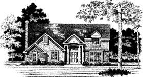 House Plan 93308