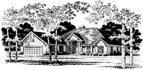 Plan Number 93311 - 1810 Square Feet