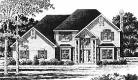 House Plan 93344