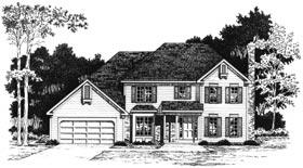 House Plan 93356