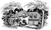 Plan Number 93406 - 2257 Square Feet