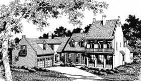 House Plan 93408