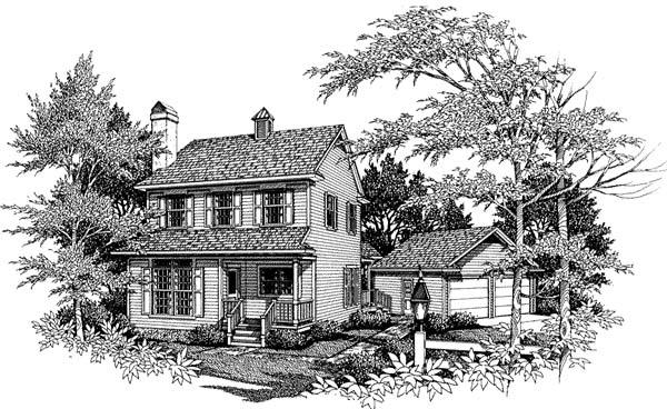 House Plan 93409