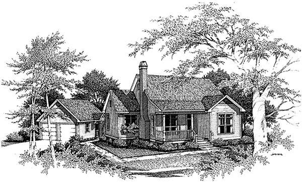 House Plan 93414