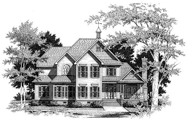House Plan 93439