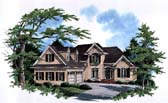 Plan Number 93442 - 2148 Square Feet