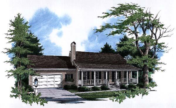 House Plan 93449