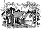 Plan Number 93457 - 1759 Square Feet