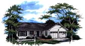 Plan Number 93464 - 1681 Square Feet