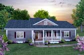 Plan Number 93481 - 1500 Square Feet