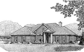 Plan Number 93701 - 2379 Square Feet
