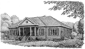 Plan Number 93705 - 2254 Square Feet
