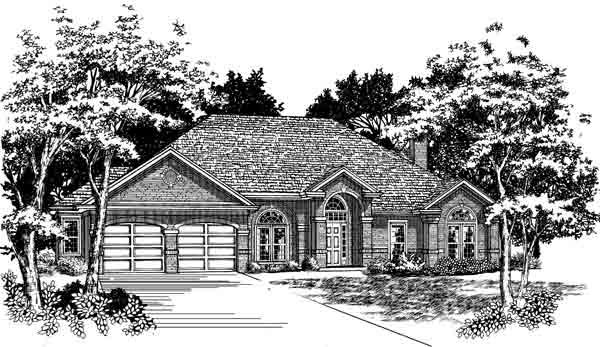 House Plan 93722