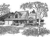 Plan Number 94002 - 1880 Square Feet