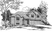 Plan Number 94008 - 2776 Square Feet