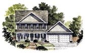 Plan Number 94107 - 1887 Square Feet