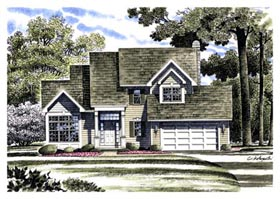 Plan Number 94110 - 2045 Square Feet