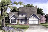 Plan Number 94117 - 1658 Square Feet